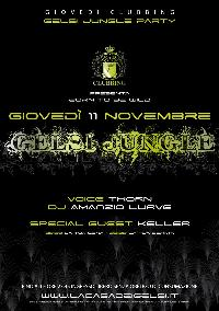 Serata a tema Jungle!