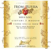 festa a tema from Russia with Love