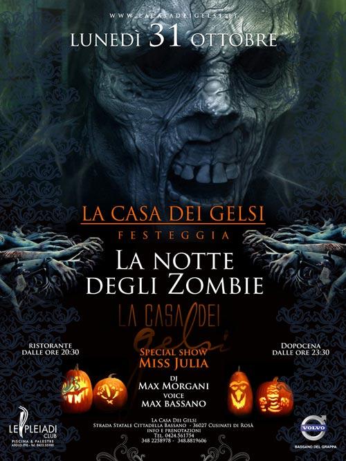 Festa di Halloween 2011 in Veneto