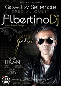 Albertino Radio Deejay a Bassano