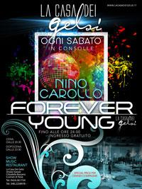 Nino Carollo sabato sera discoteca