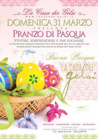 Pranzo di Pasqua a Bassano del Grappa