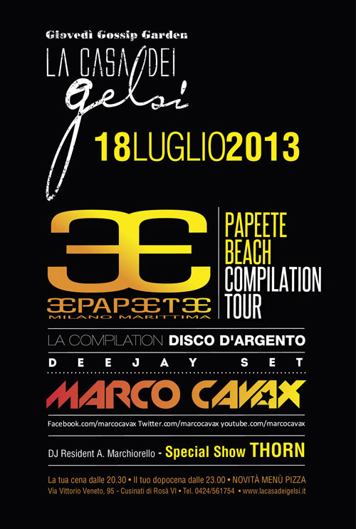PAPEETE BEACH COMPILATION TOUR Bassano del Grappa