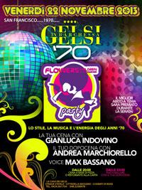 Festa anni 70 Vicenza