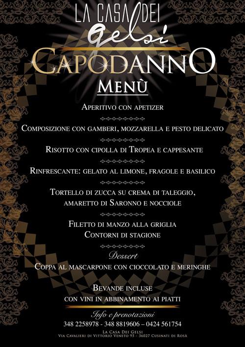 menu capodanno 2014