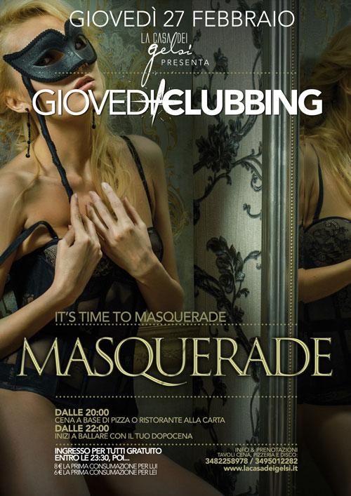 Masquerade - La Casa dei Gelsi