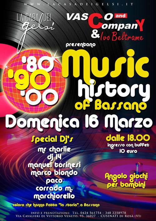 Music history of Bassano