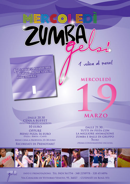 Zumba gelsi for Sideboard zumba