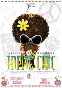Festa anni 70 Hippie Chic