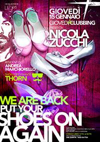 Giovedì Clubbing 15 gennaio