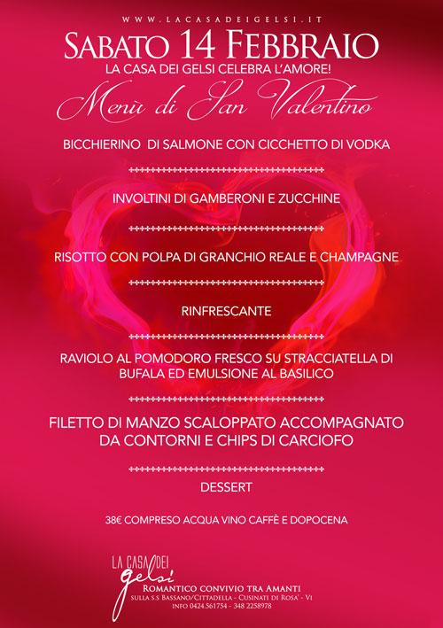 Cena San Valentino 2015