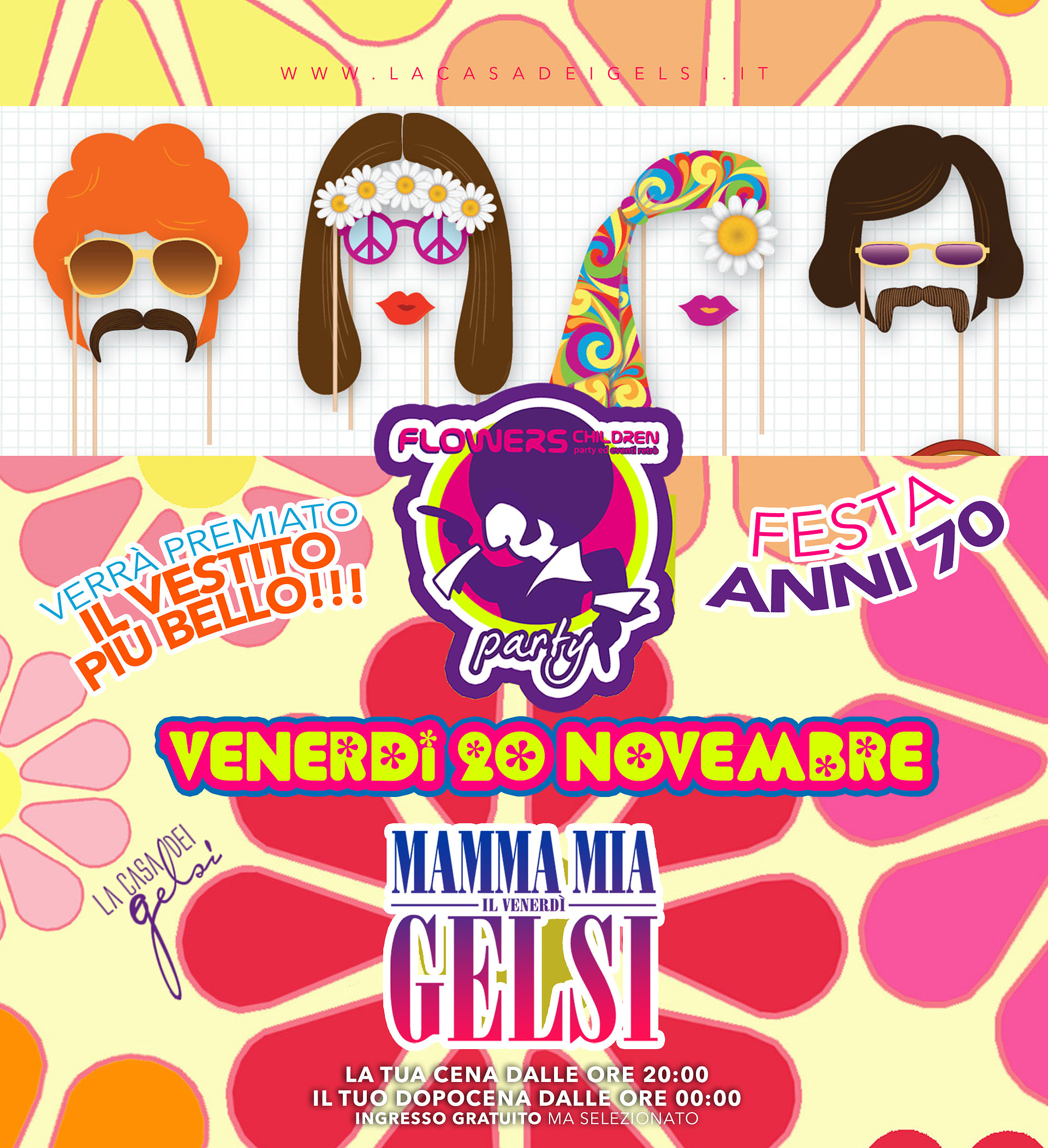 Macef Eventi Fatto Ad Arte Art Flowers : Gelsi flowers children novembre
