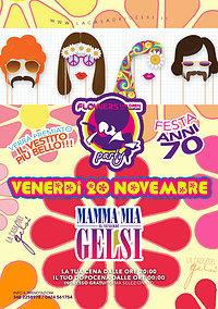 Mammamia Gelsi Flower Children 20 novembre 2015