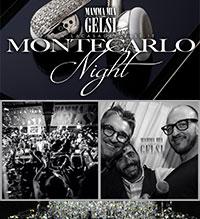 Montecarlo Night 23 ottobre alla Casa dei Gelsi
