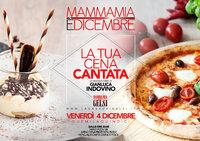 MAMMA MIA La Casa dei Gelsi 4 dicembre cena cantat