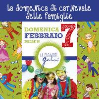 Carnevale 2016 La domenica delle famiglie Gelsi 7