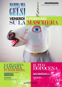 Carnevale Mamma Mia Casa dei Gelsi Bassano del Gra
