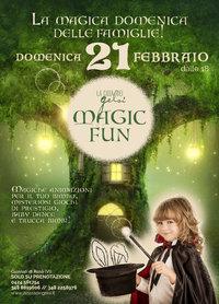 Magic Fun alla Domenica Delle Famiglie alla Casa d
