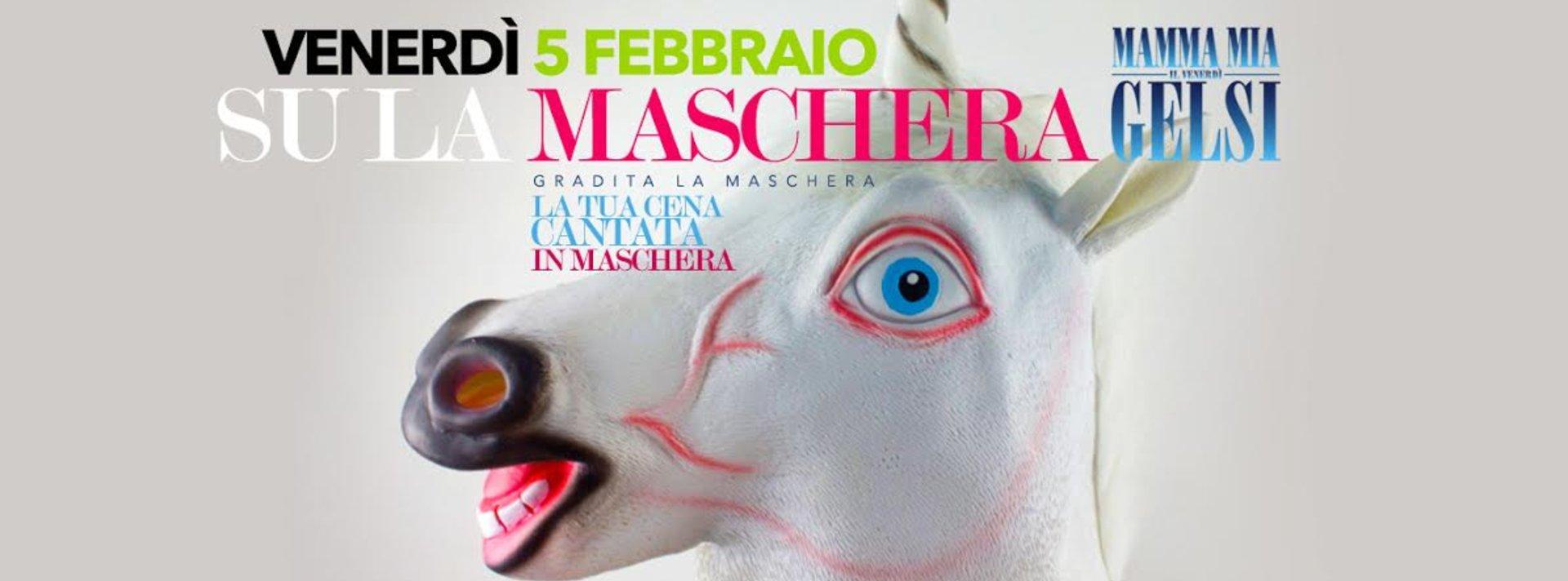 Mammamia Carnevale Gelsi Cavallo 5 febbraio 2016
