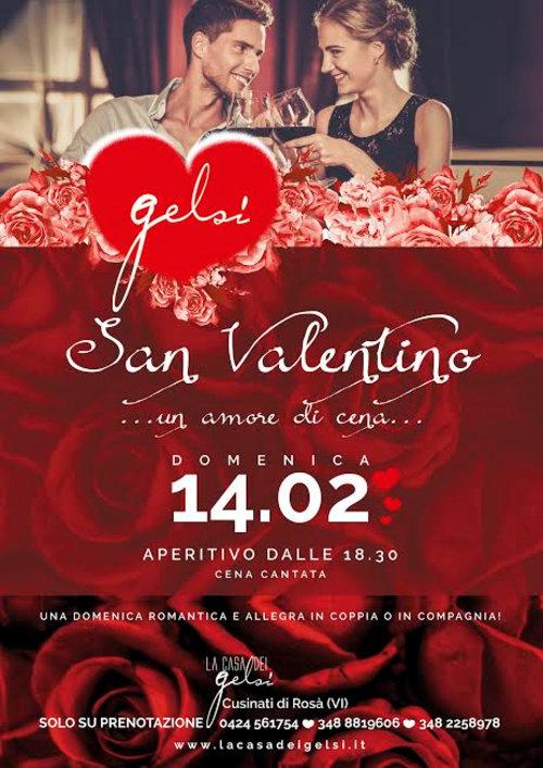San valentino 2016 Bassano del Grappa Vicenza La c