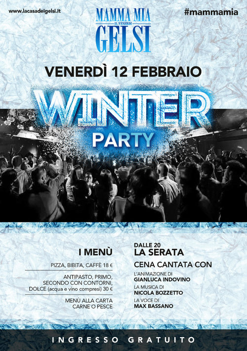 Winter party gelsi bassano 2016 02 12