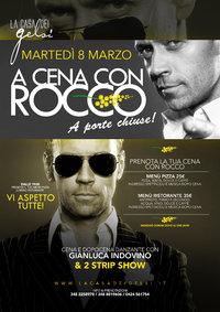 Festa della donna con Rocco Siffredi 8 marzo 2016