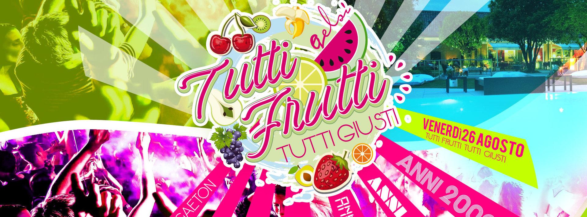 festa tutti frutti tutti giusti 26 luglio 2016