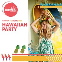 Giovedi gelsi hawaiian party