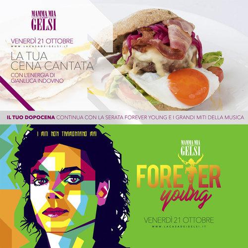 Forever young cena dopocena