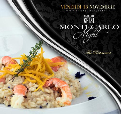 Montecarlo cena 18 novembre 2016