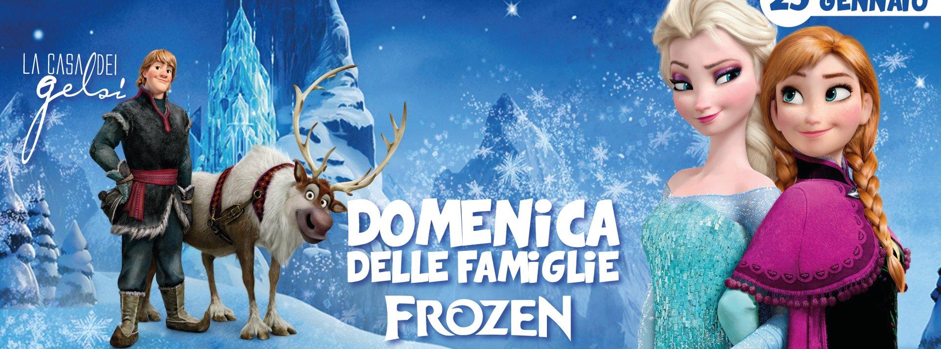 Frozen alla Domenica delle Famiglie dei Gelsi - 29