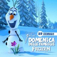 Frozen - Domenica delle Famiglie - 29 gennaio 2017