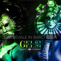 Carnevale in barchessa ai Gelsi - 25 febbraio 2017