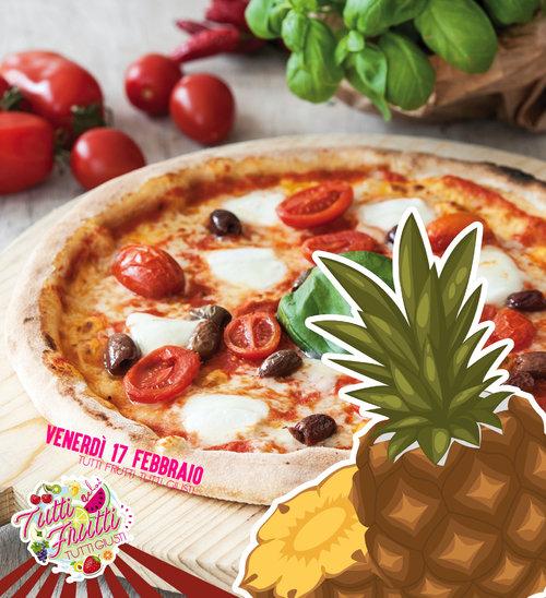 Cena - Tutti Frutti Tutti Giusti - 17 febbraio 201