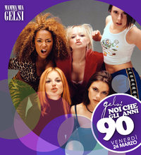 Anni 90 Spice Girls