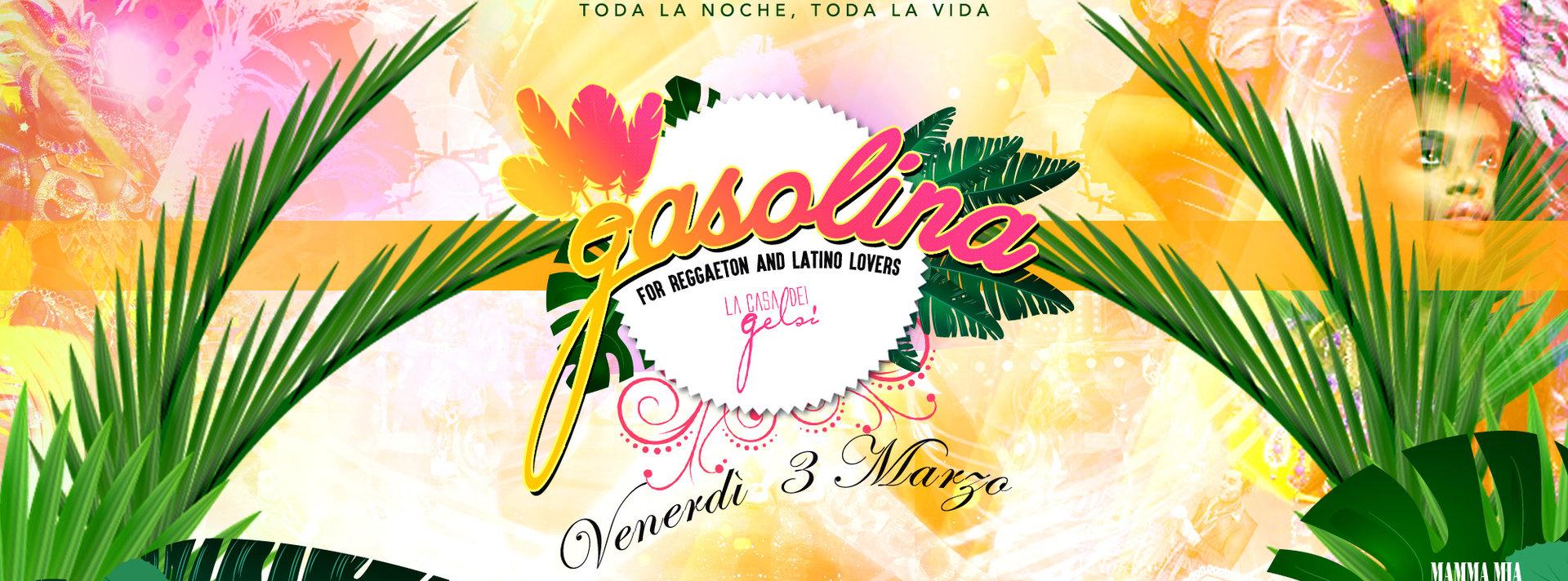 Gasolina - Serata latina e reggaeton ai Gelsi - 3