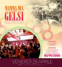 MammaMia Ballroom ai Gelsi - 28 aprile 2017