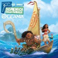 Oceania - Serata per famiglie e bambini - 23 april