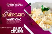 Serata gastronomica con asparagi di Bassano ai Gel