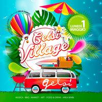 Gelsi village - festa 1 maggio all'aperto -