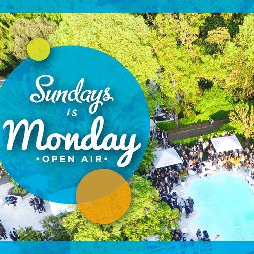 Sundays is monday - 1 maggio 2017