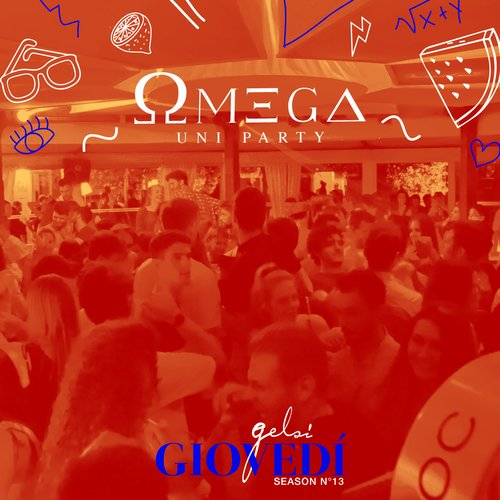 Giovedì Gelsi con Omega Uniparty