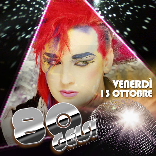 BGeorge - Anni 80 ai Gelsi - 13 ottobre 2017