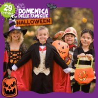 Domenica famiglie ai Gelsi - Halloween