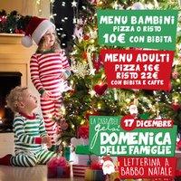 Domenica Famiglie Gelsi - Letterina a Babbo Natale