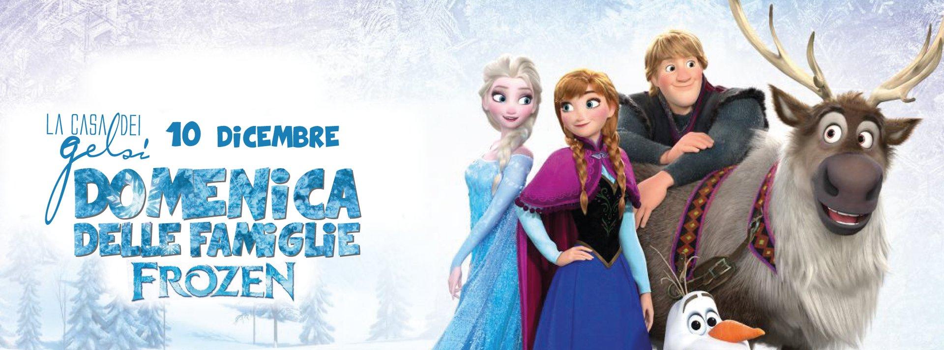 Frozen ai Gelsi - 10 dicembre 2017