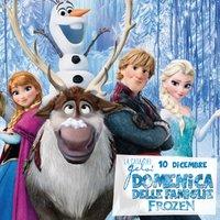 Frozen - Domenica delle famiglie a tema ai Gelsi -