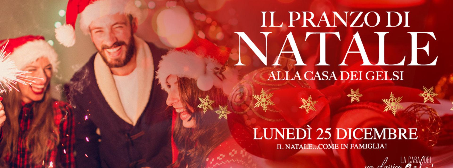 Pranzo di Natale 2017 ai Gelsi - Rosà Bassano Vice