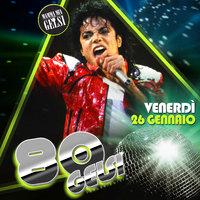 Michael Jackson - 80 gelsi
