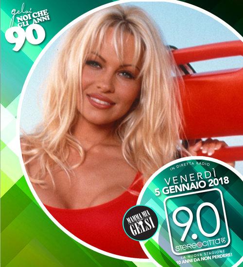 Pamela Anderson - Anni 90 - 5 gennaio 2018